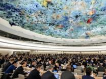 유엔 인권이사회 북한인권 결의안 채택